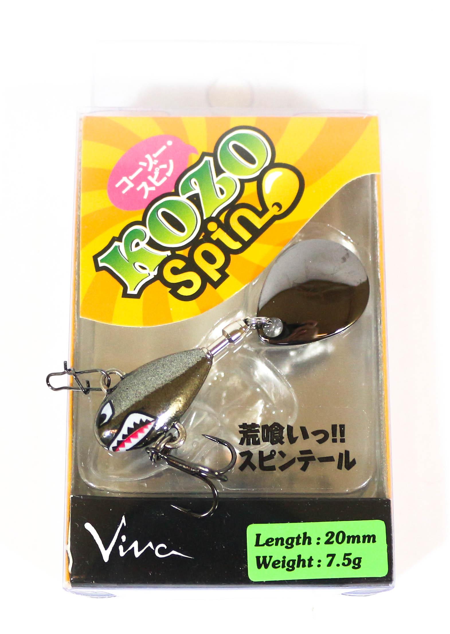 Viva Kozo Spin 7.5 grams Spinner Bait Lure 109 (5355)
