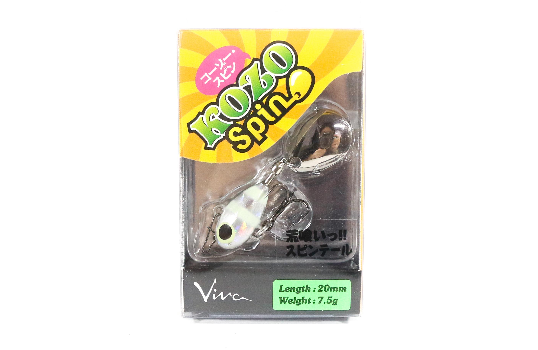 Viva Kozo Spin 7.5 grams Spinner Bait Lure 168 (9094)