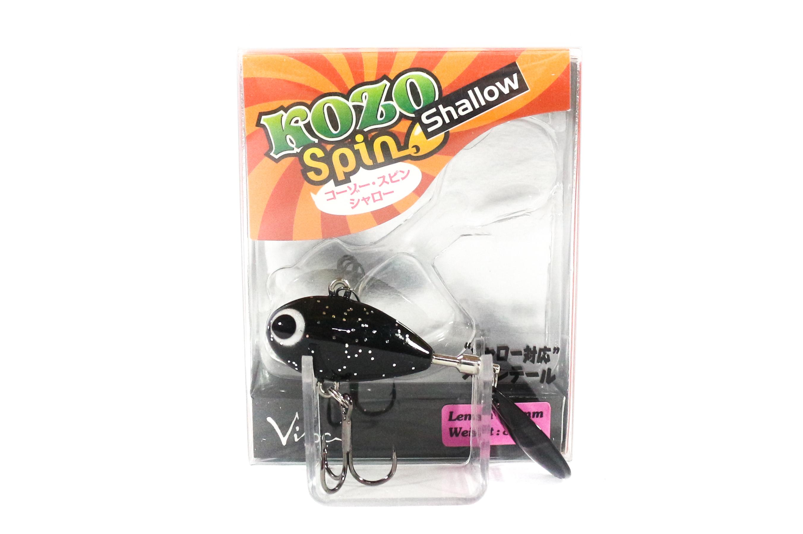 Viva Kozo Spin Shallow 8.2 grams Spinner Bait Lure 143 (3010)