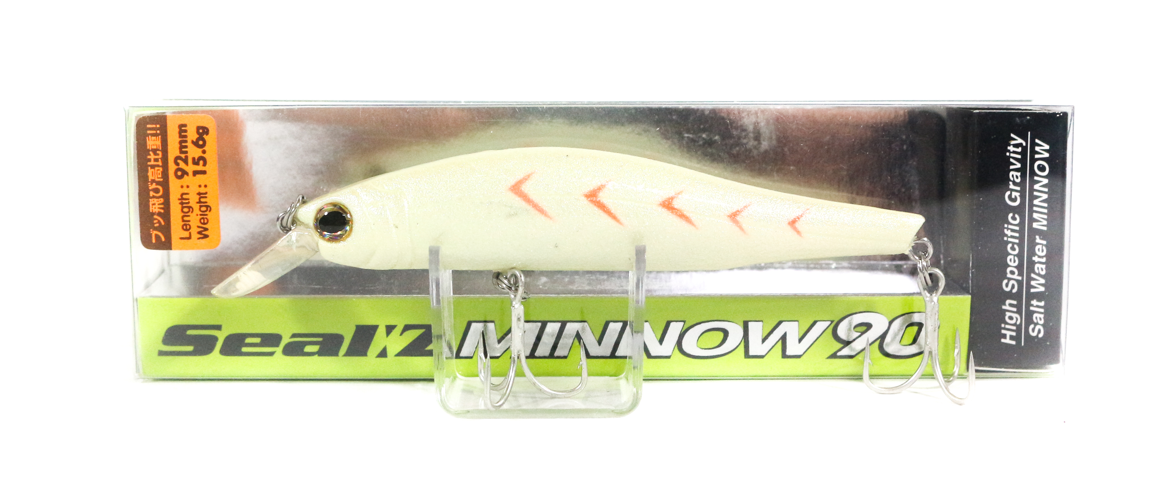 Sale Viva Aqua Wave Seal Z Minnow 90 Lure A27 (0220)