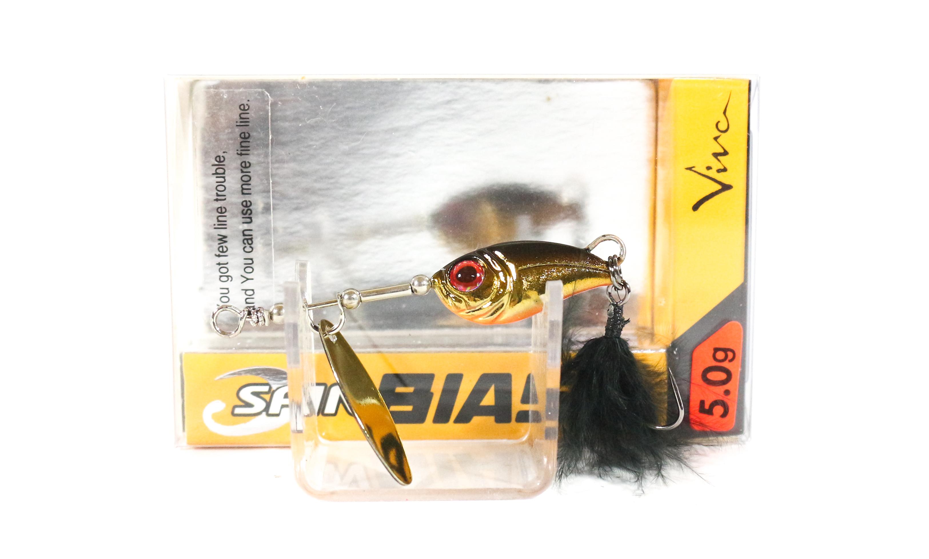 Viva Spin Bias 5 grams Spinner Bait Lure 4S (4037)
