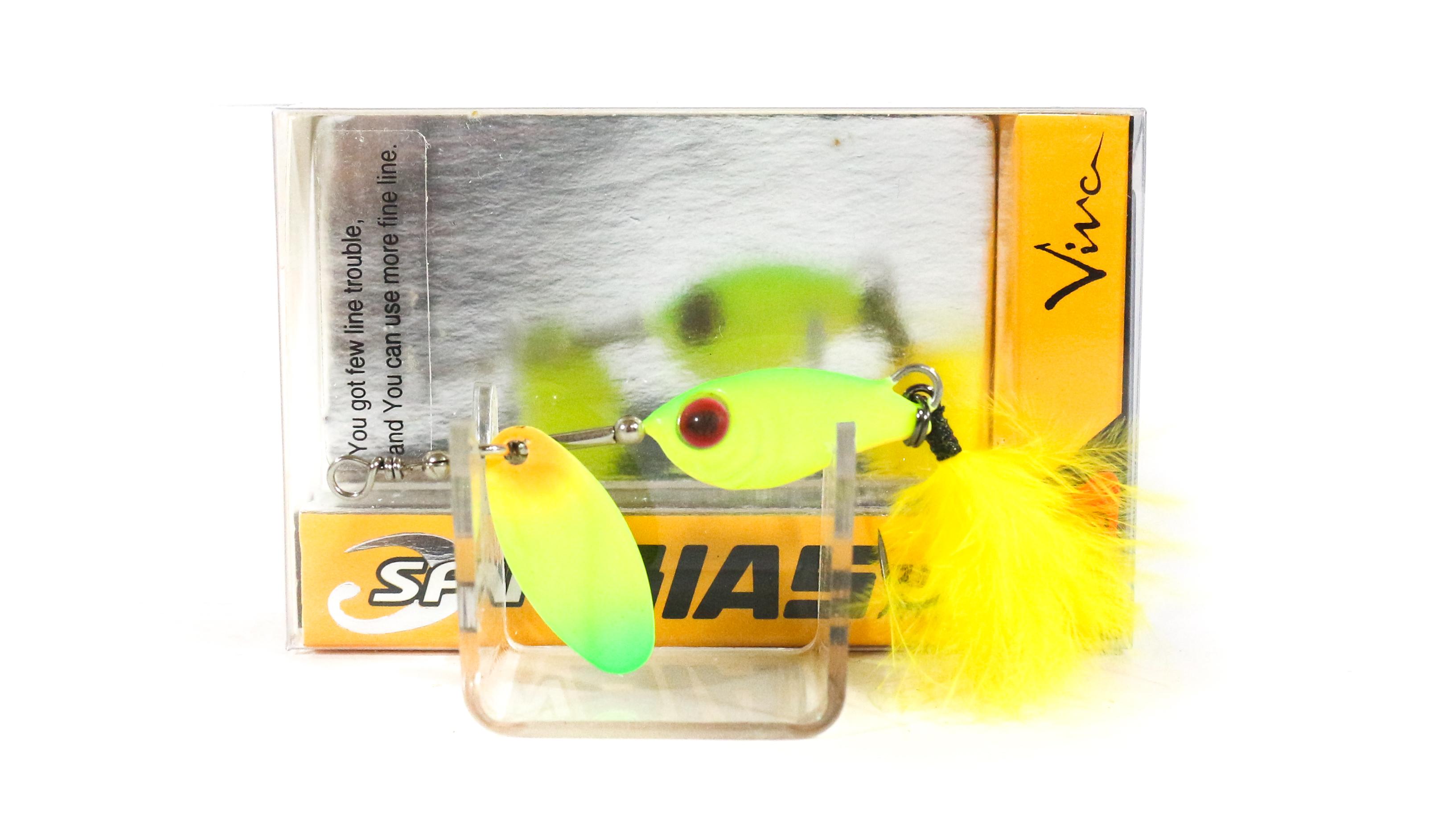 Viva Spin Bias 5 grams Spinner Bait Lure 17s (4136)