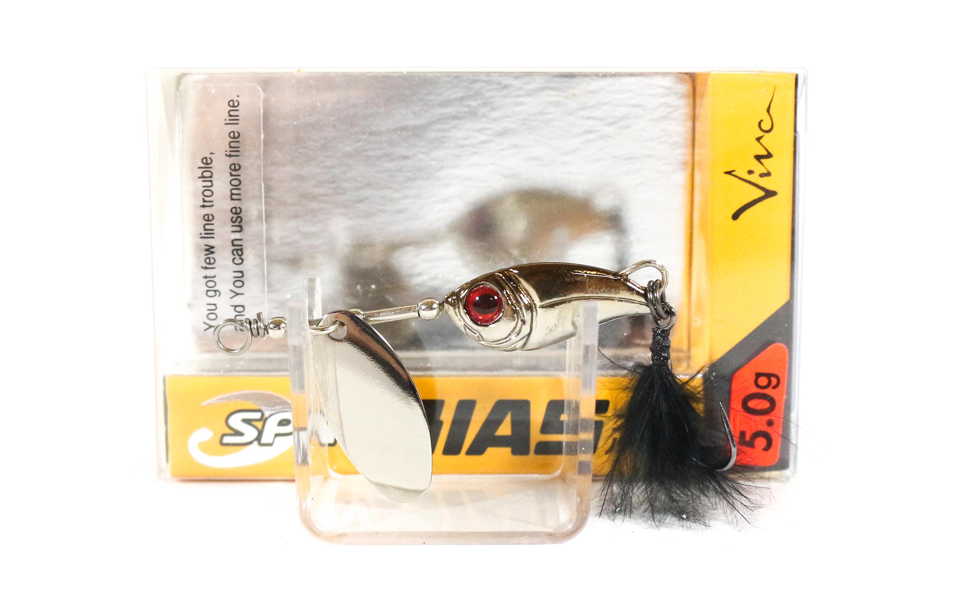 Viva Spin Bias 5 grams Spinner Bait Lure 19S (4150)