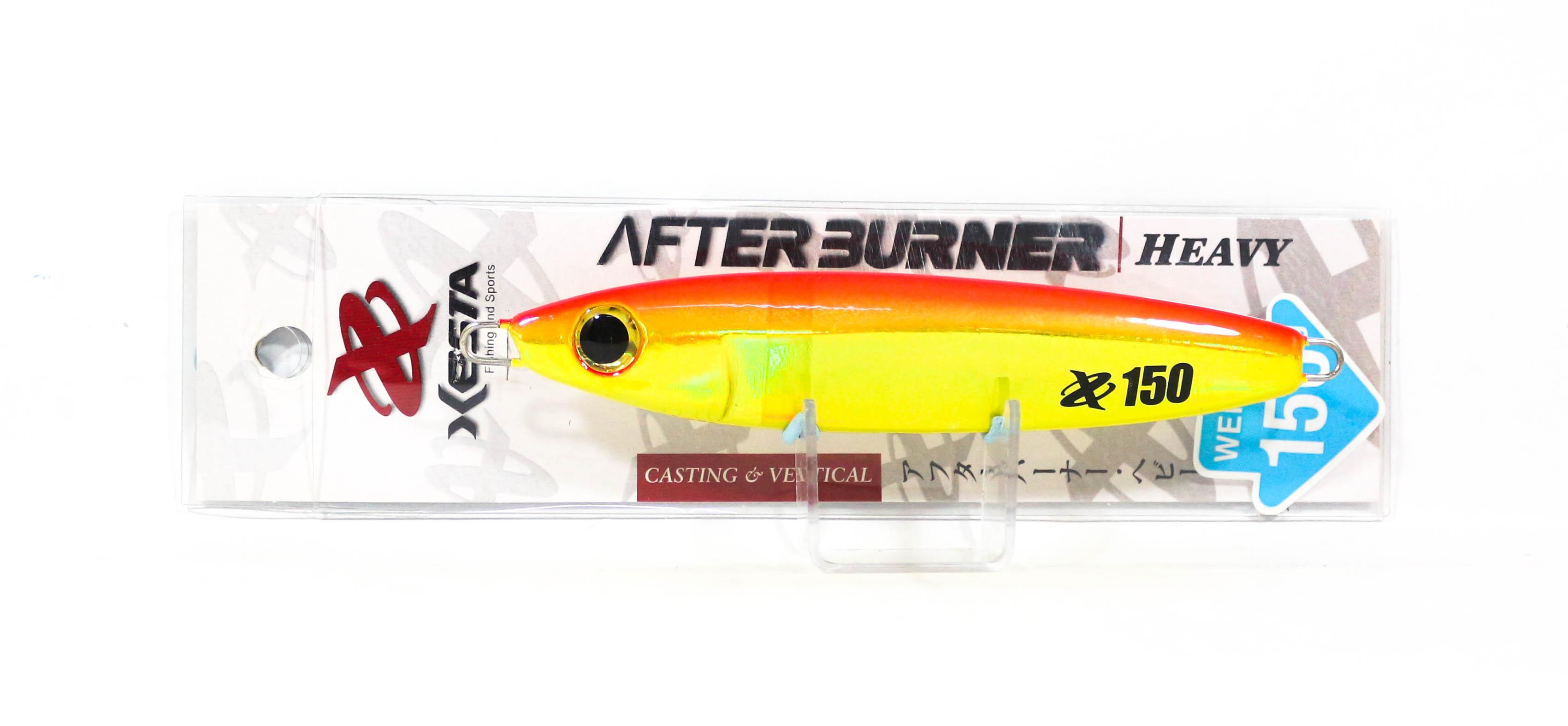 Sale Xesta Metal Jig After Burner 150 grams OGD (9740)