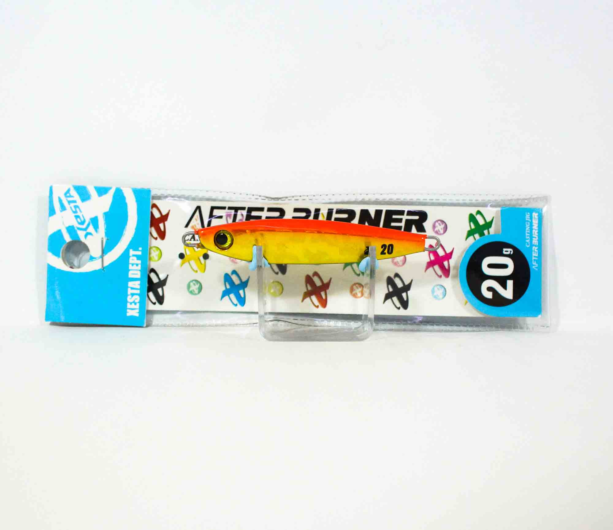 Sale Xesta Metal Jig After Burner 20 grams OGD (8569)