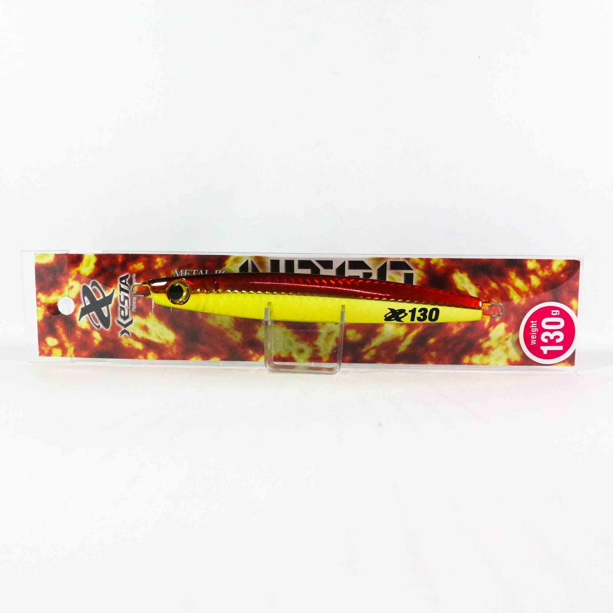 Sale Xesta Metal Jig Nitro Casting 130 grams RGD (6831)