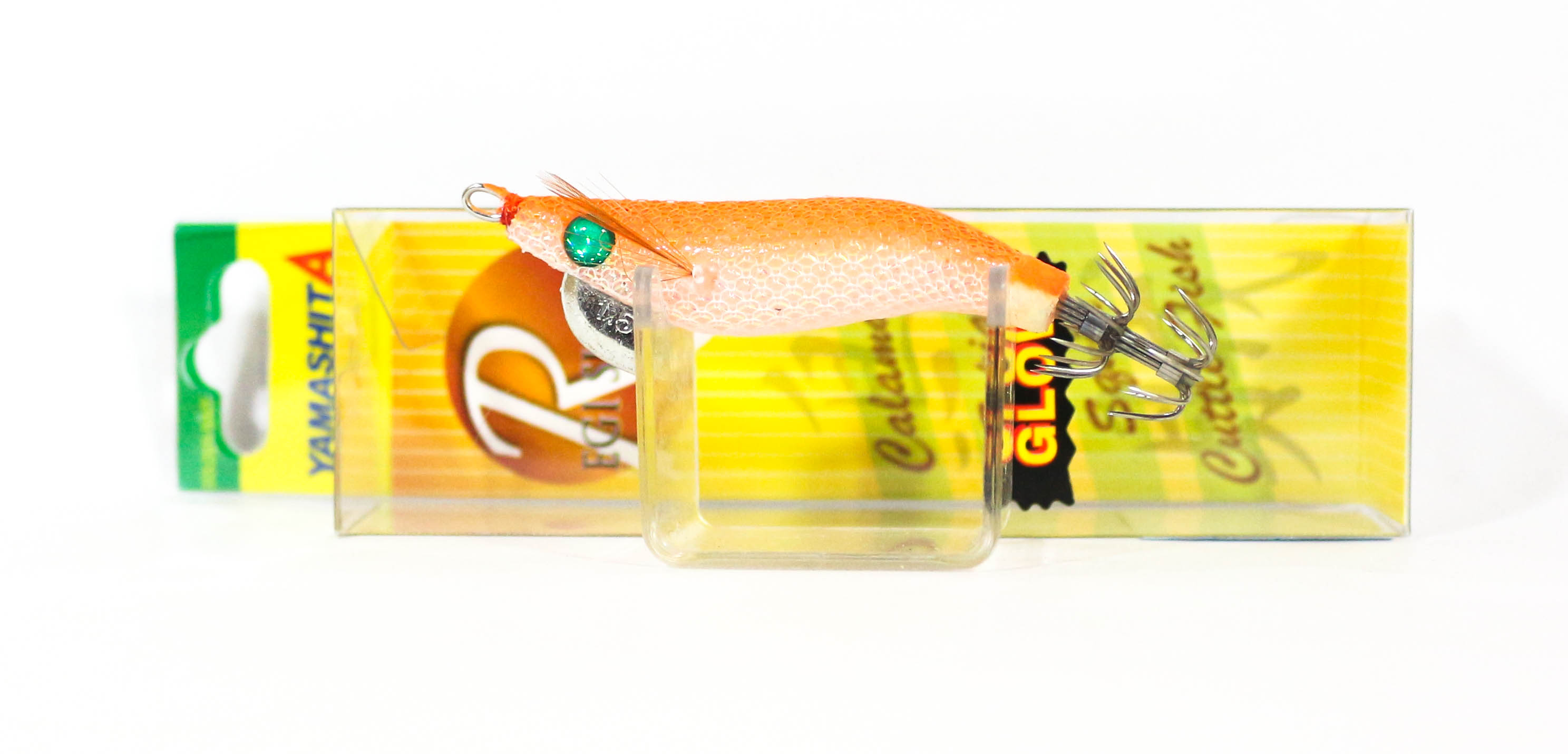 Yamashita Egi Sutte-R Squid Jig 1.5 N 3 grams 8-9 sec per meter F/RO (3325)