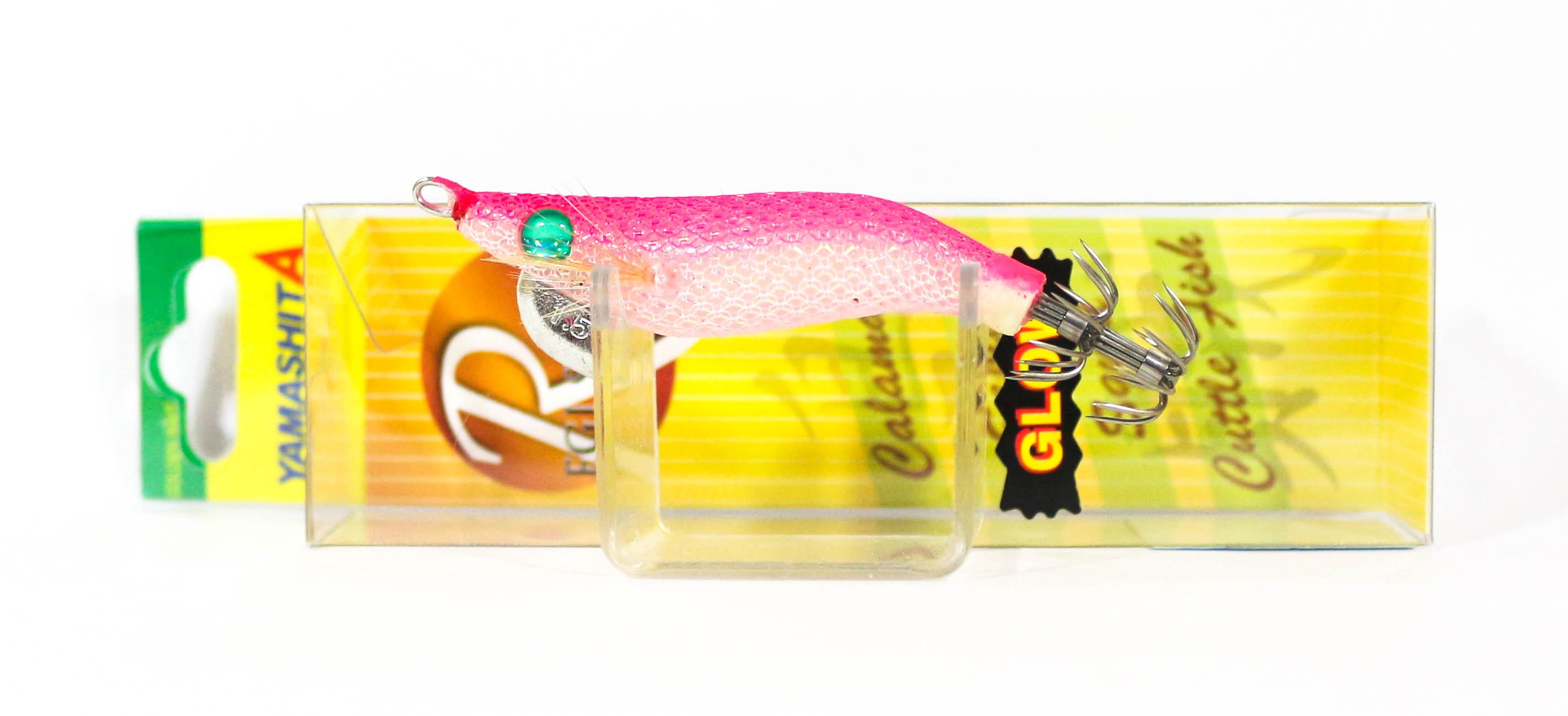 Yamashita Egi Sutte-R Squid Jig 1.5 N 3 grams 8-9 sec per meter F/RP (3332)