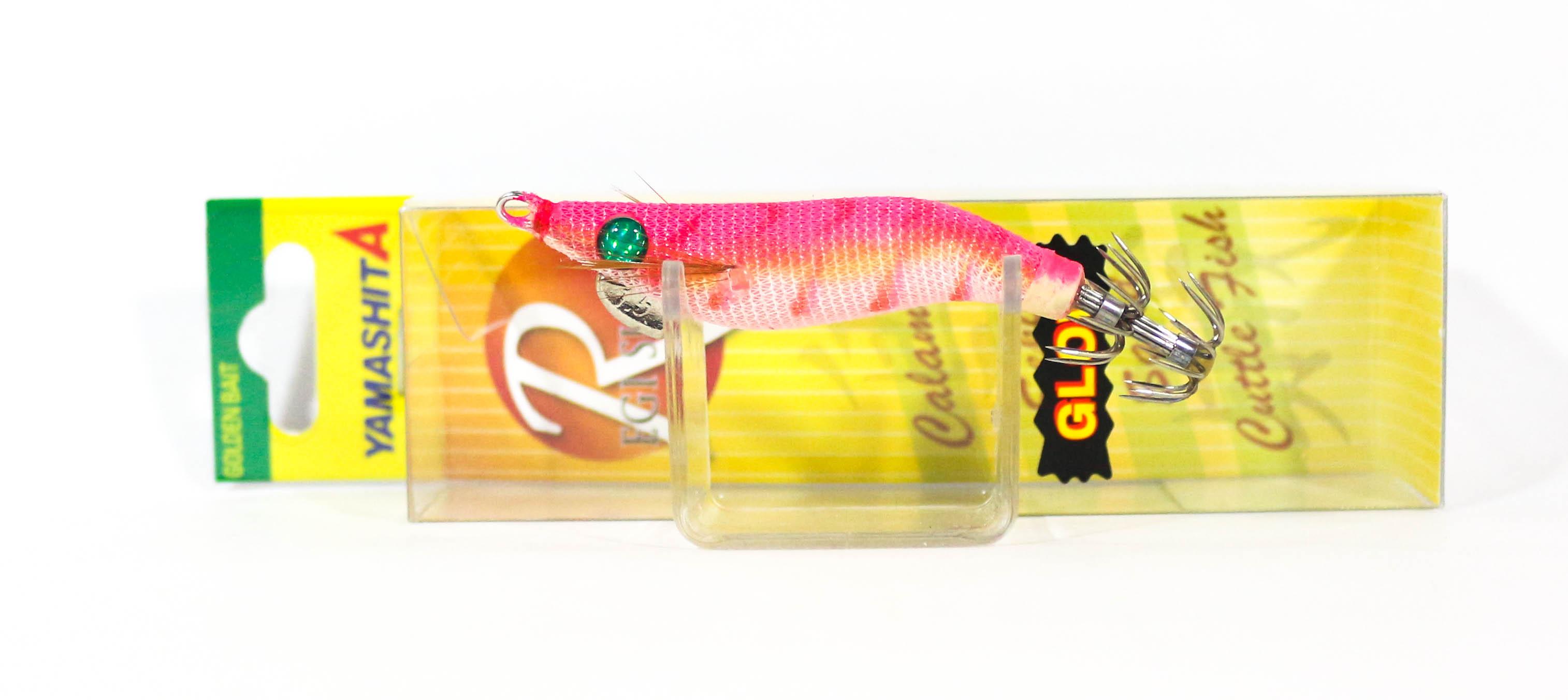 Yamashita Egi Sutte-R Squid Jig 1.5 ND 3 grams 8-9 sec per meter F/BP (3318)