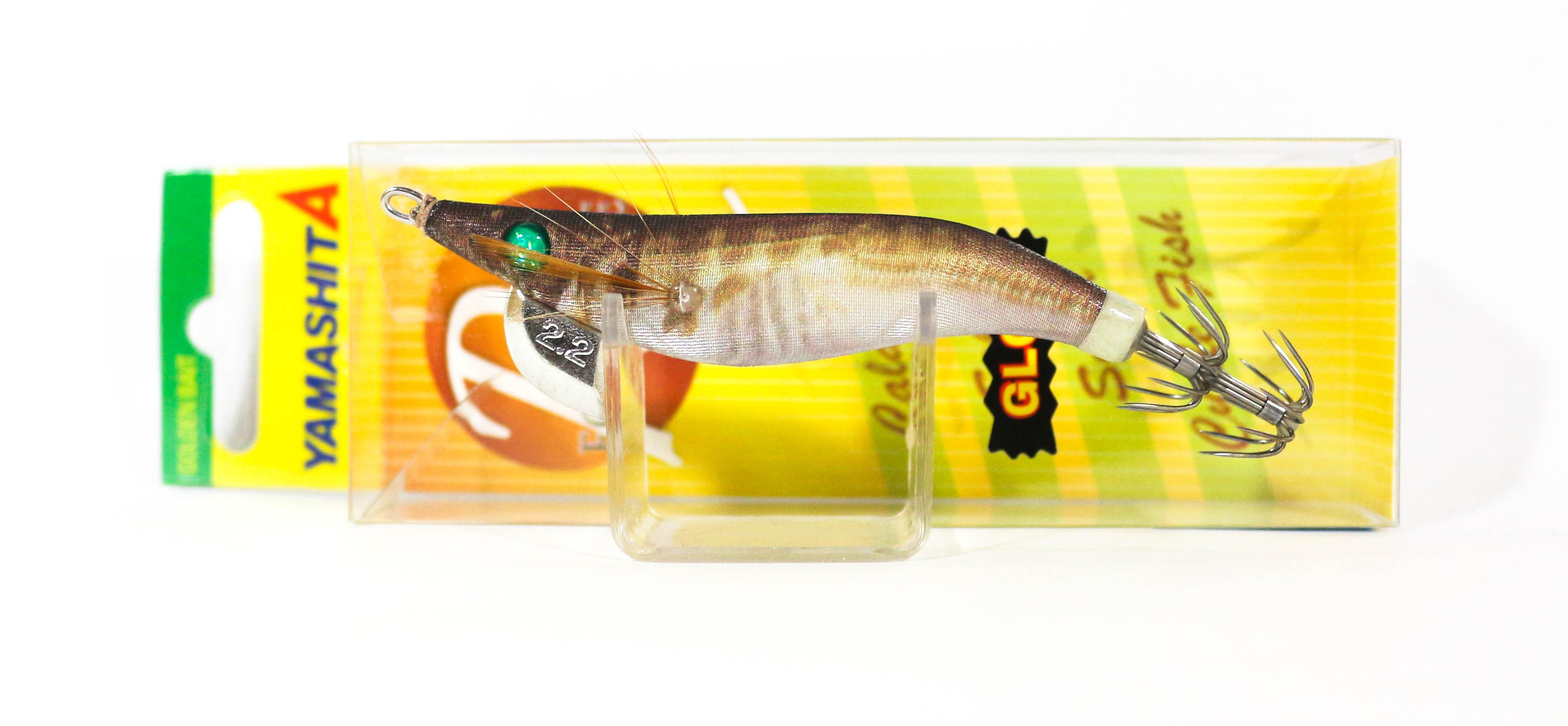 Yamashita Egi Sutte-R Squid Jig 2.2 NC 6.5 grams 8-9 sec per meter F/NAJ (3523)