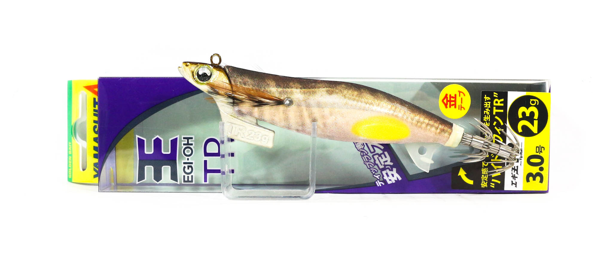 7428 Yamashita Eging Snap EGI Squid Fishing Size S