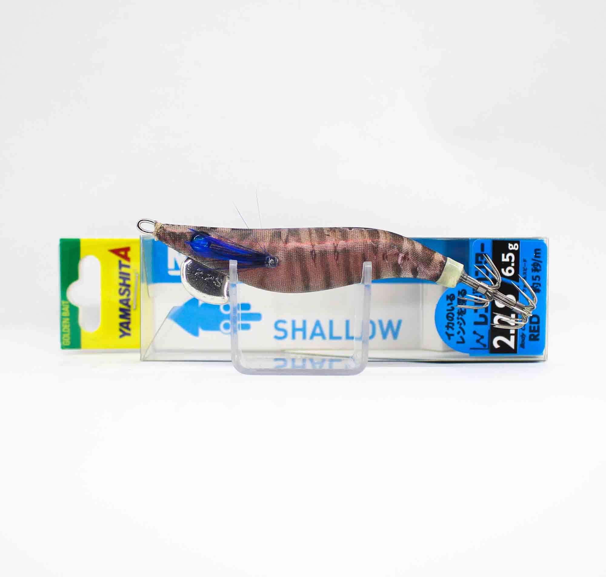 Yamashita Naory RH Squid Jig 2.2S 6.5 gram 5 sec per meter 012 (3414)