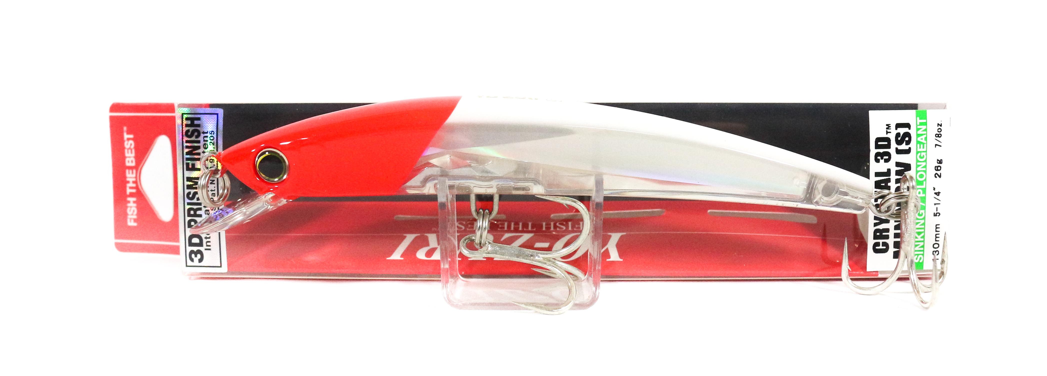 Yo Zuri 3D Crystal Minnow 130 mm Sinking Lure F1150-C5 (6300)