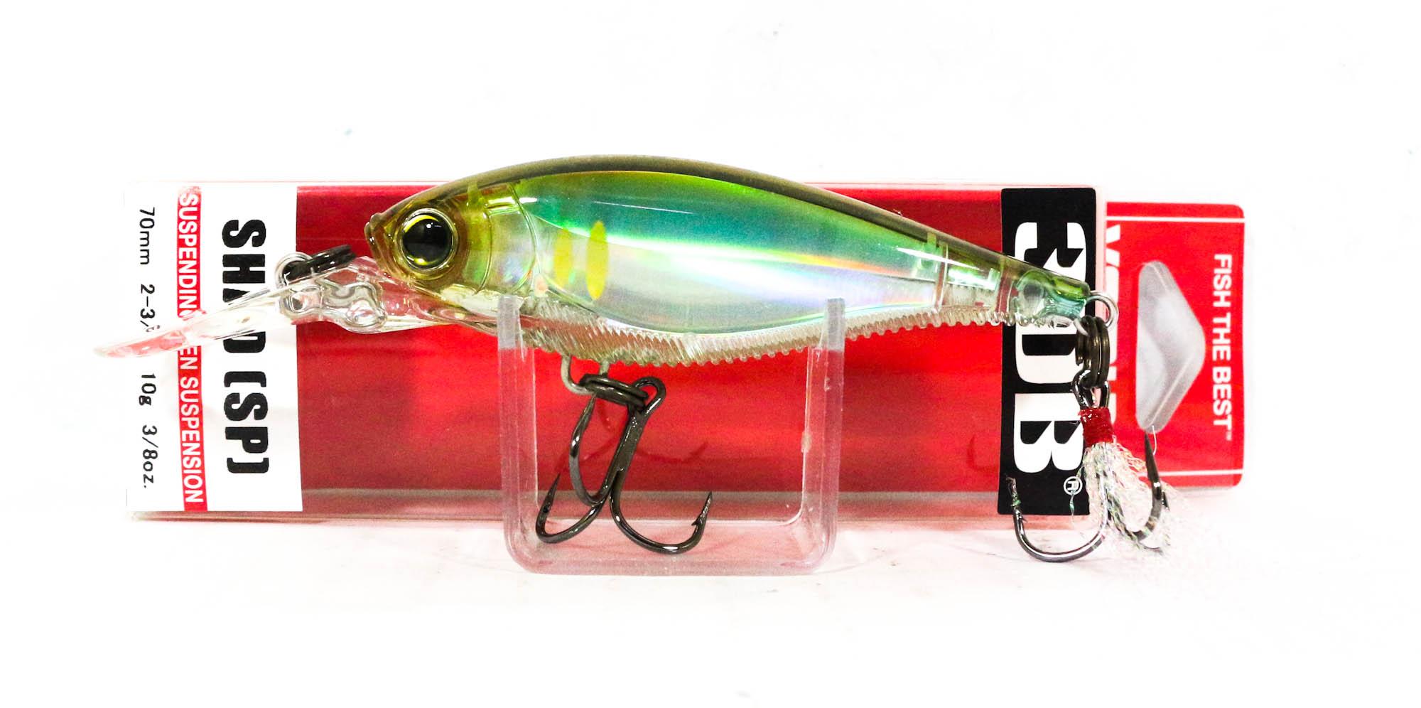 Yo Zuri Duel 3DB Shad 70 mm Suspend Lure R1104-PAY (4610)