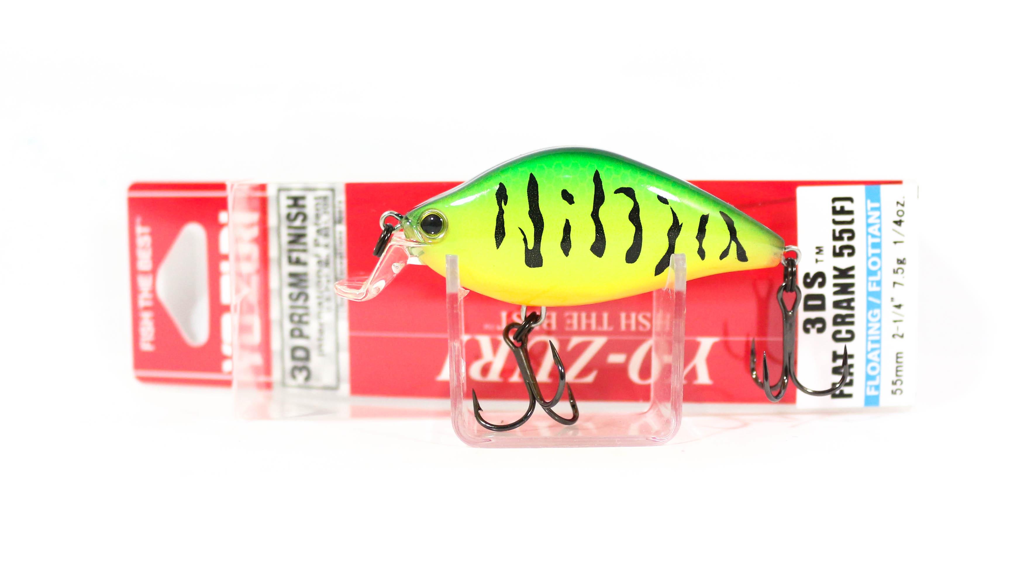 3767 Yo Zuri Duel 3DS MR 50F Crank Bait Floating Lure F1140-HGBL