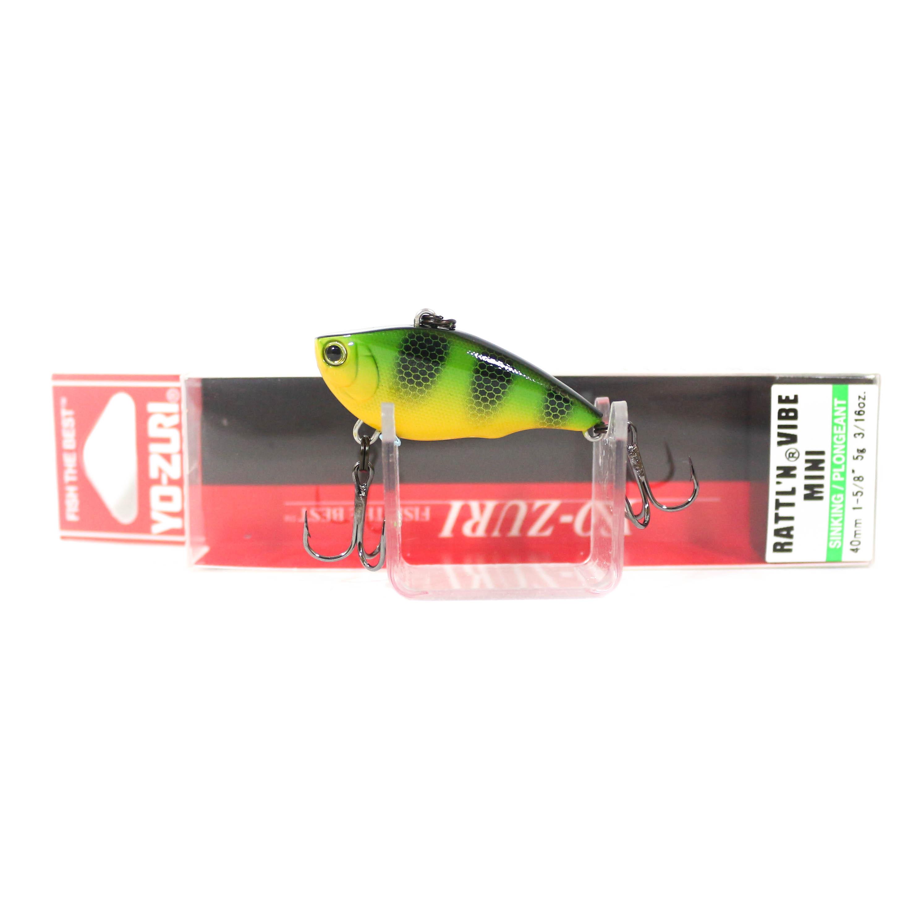 Details about  /Yo Zuri Rattl/'n Vibe Mini 40 mm Vibration Sinking Lure R1354-UPT 0683
