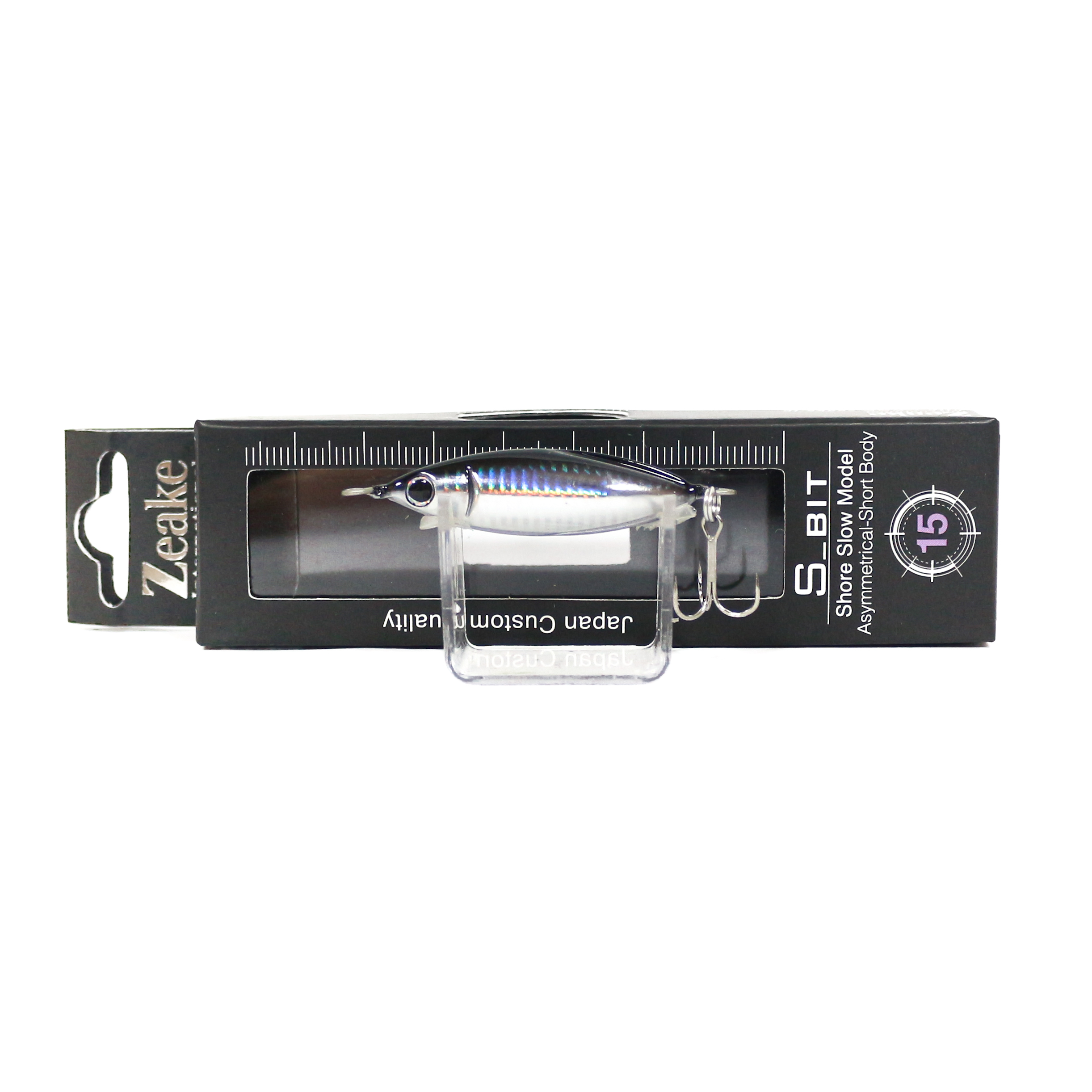 Zeake Metal Jig S Bit 15 grams 04 (0956)