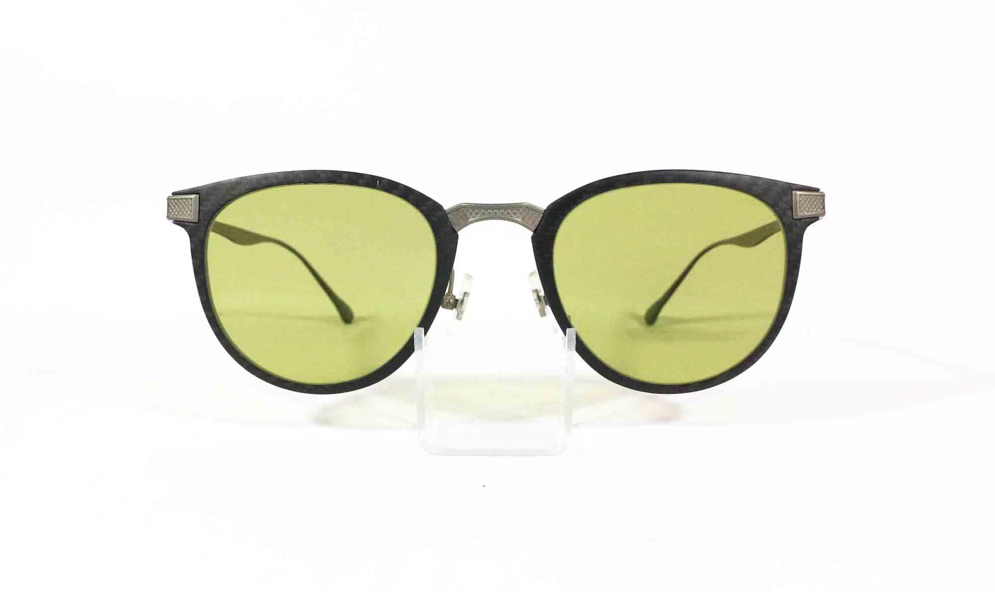 Zeal Polarised Fishing Sunglasses Jaz F-1881 Ease Green / Silver Blk (8300)
