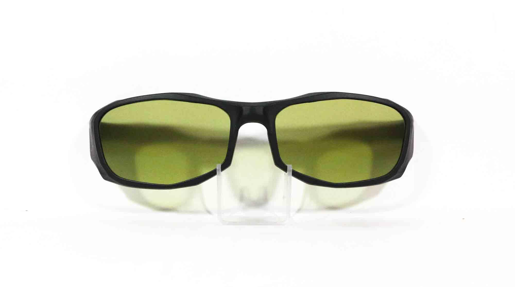 Zeal Polarised Fishing Sunglasses Baron Jacket F-1651 Ease Green / Blk (8454)