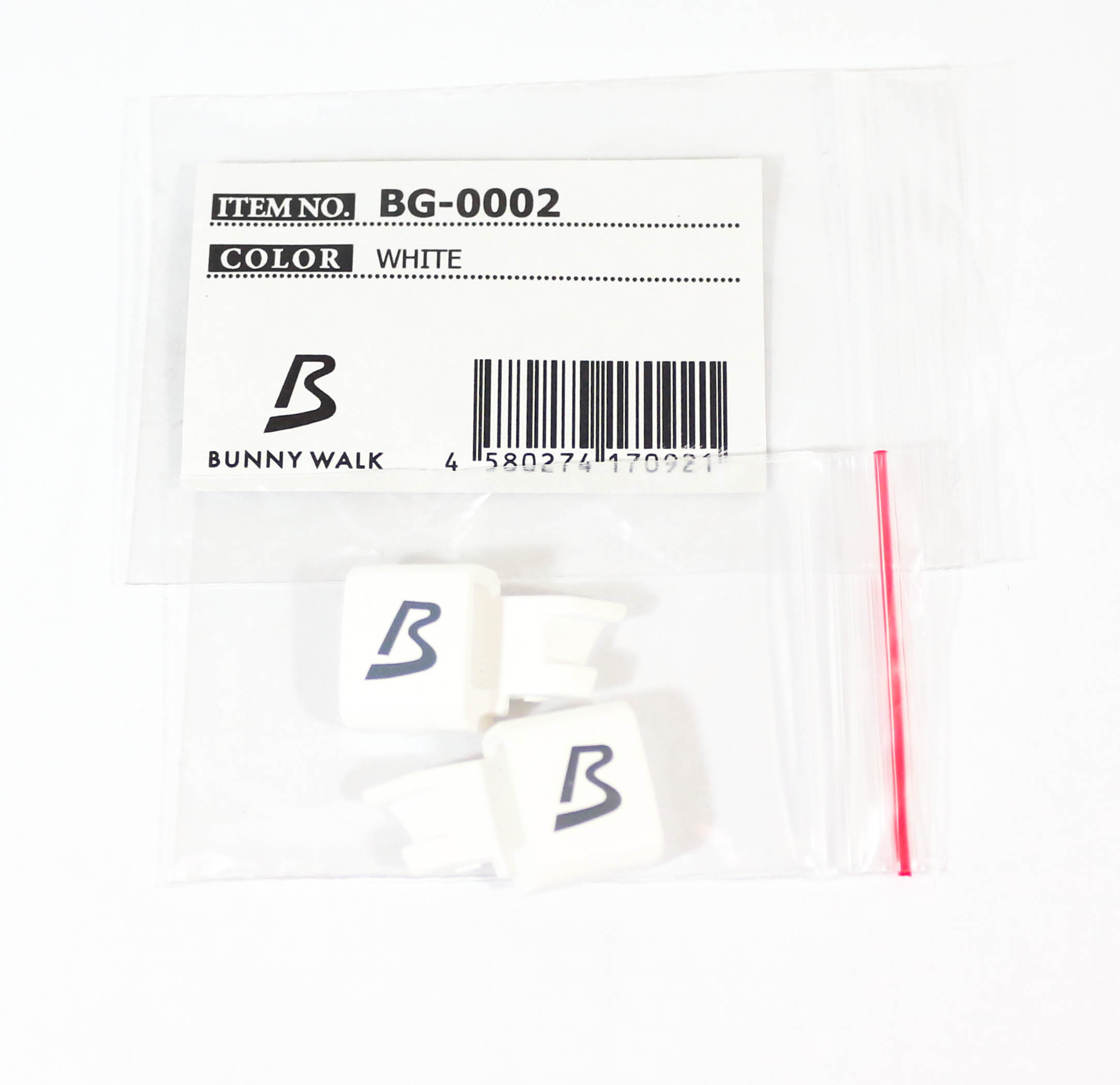 Zeal BG-0002 Link Parts for BW-018 White (0921)