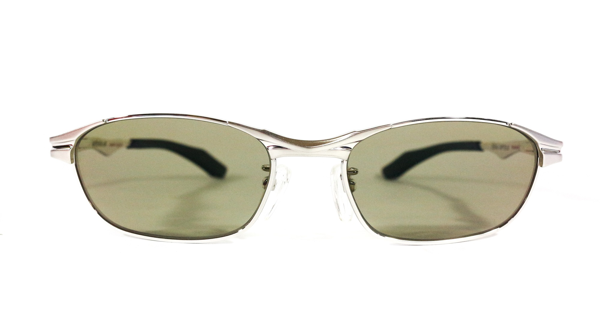 Zeque Polarised Fishing Sunglasses Avenge Elf F-1156 CHRM SILVER TVS (3282)
