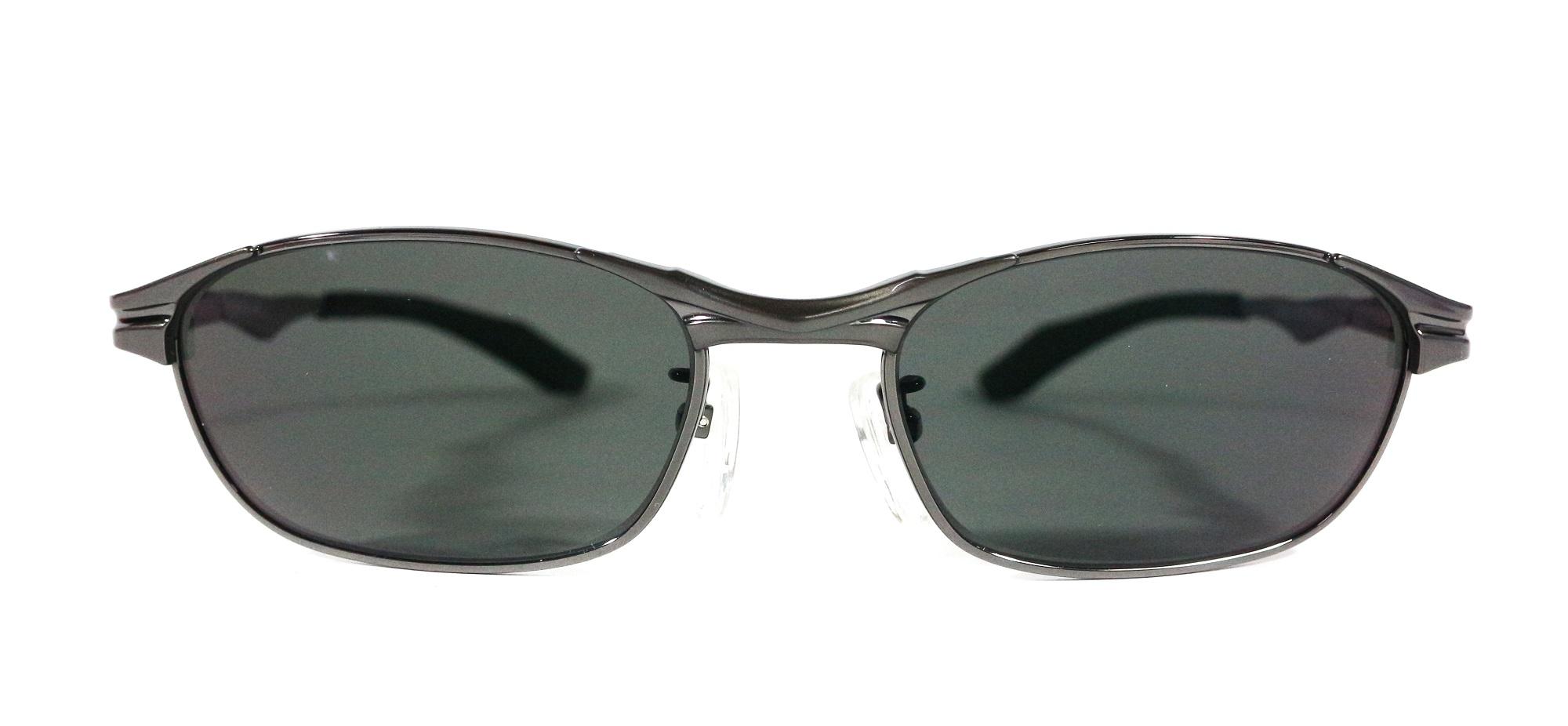 Zeque Polarised Fishing Sunglasses Avenge Elf F-1161 CHROME TV FOCUS (3336)