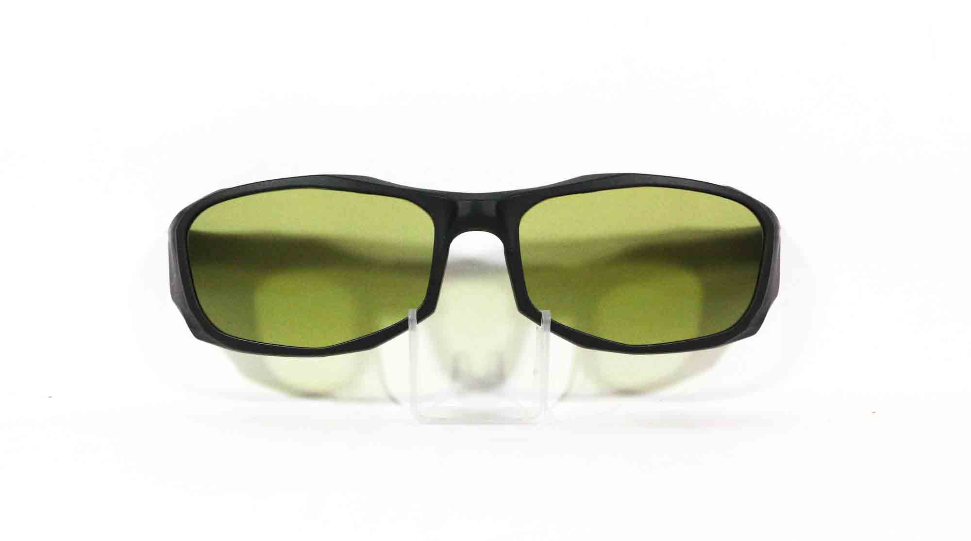Zeque Polarised Fishing Sunglasses Baron Jacket F-1651 Ease Green / Blk (8454)