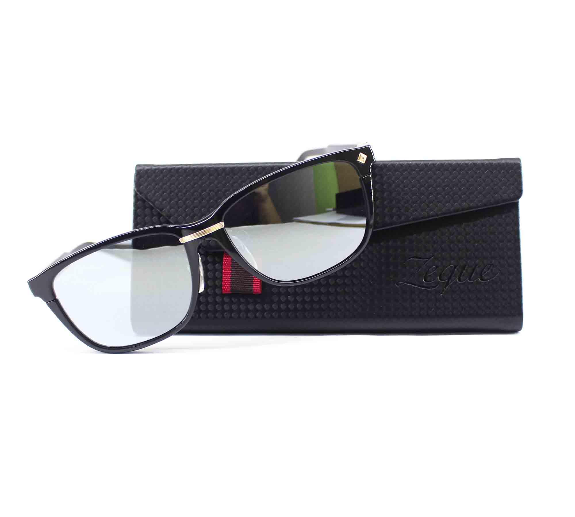 Zeque Polarised Fishing Sunglasses Capli F-1544 Master Blue (9611)