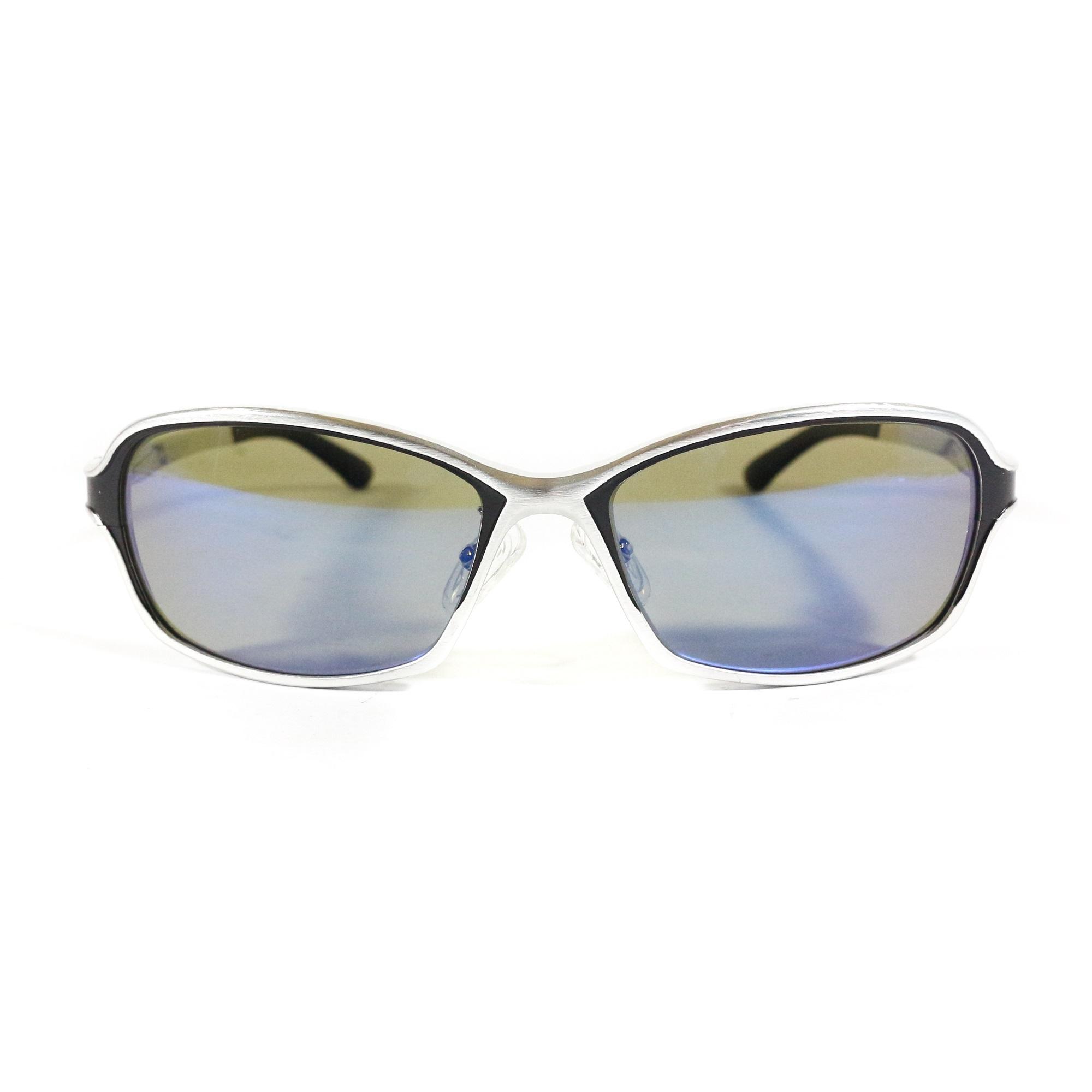 Zeque Polarised Fishing Sunglasses Dorio F-1660 BLUE MIRROR TVS (6771)
