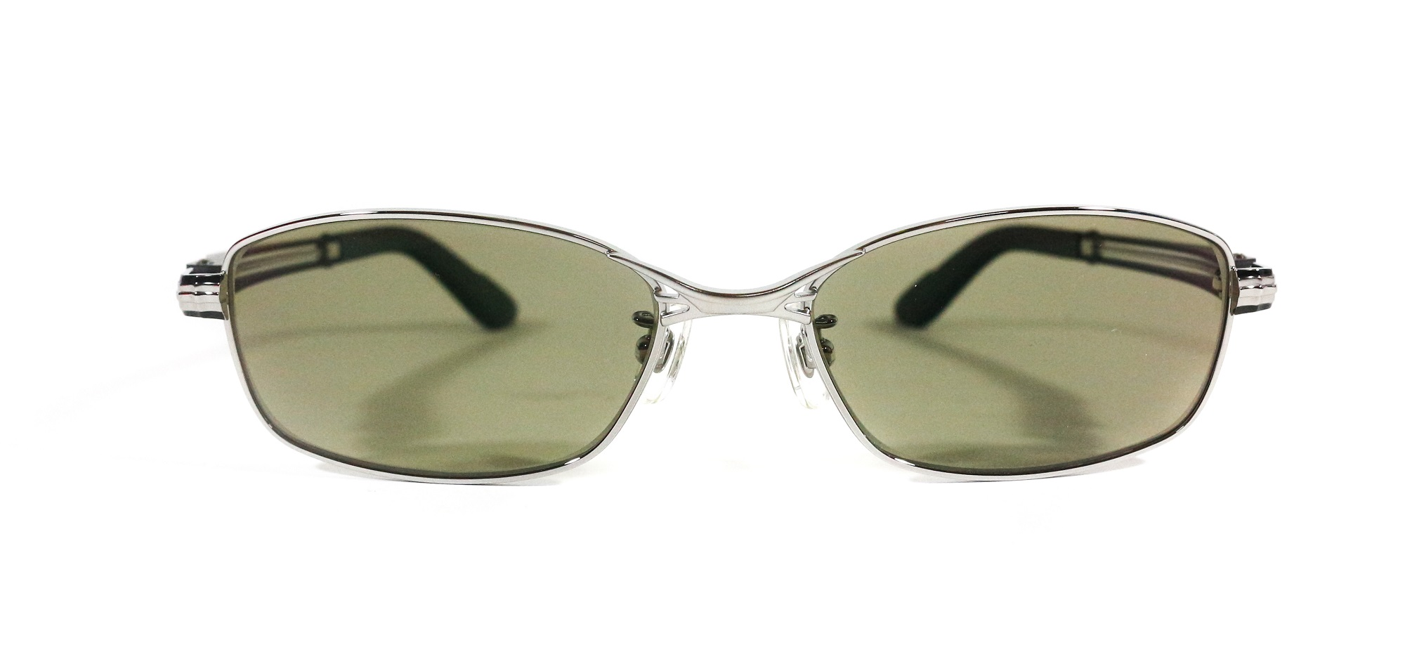 Zeque Polarised Fishing Sunglasses Feiz Alt F-1350 MATTE CHROME TVS (3534)