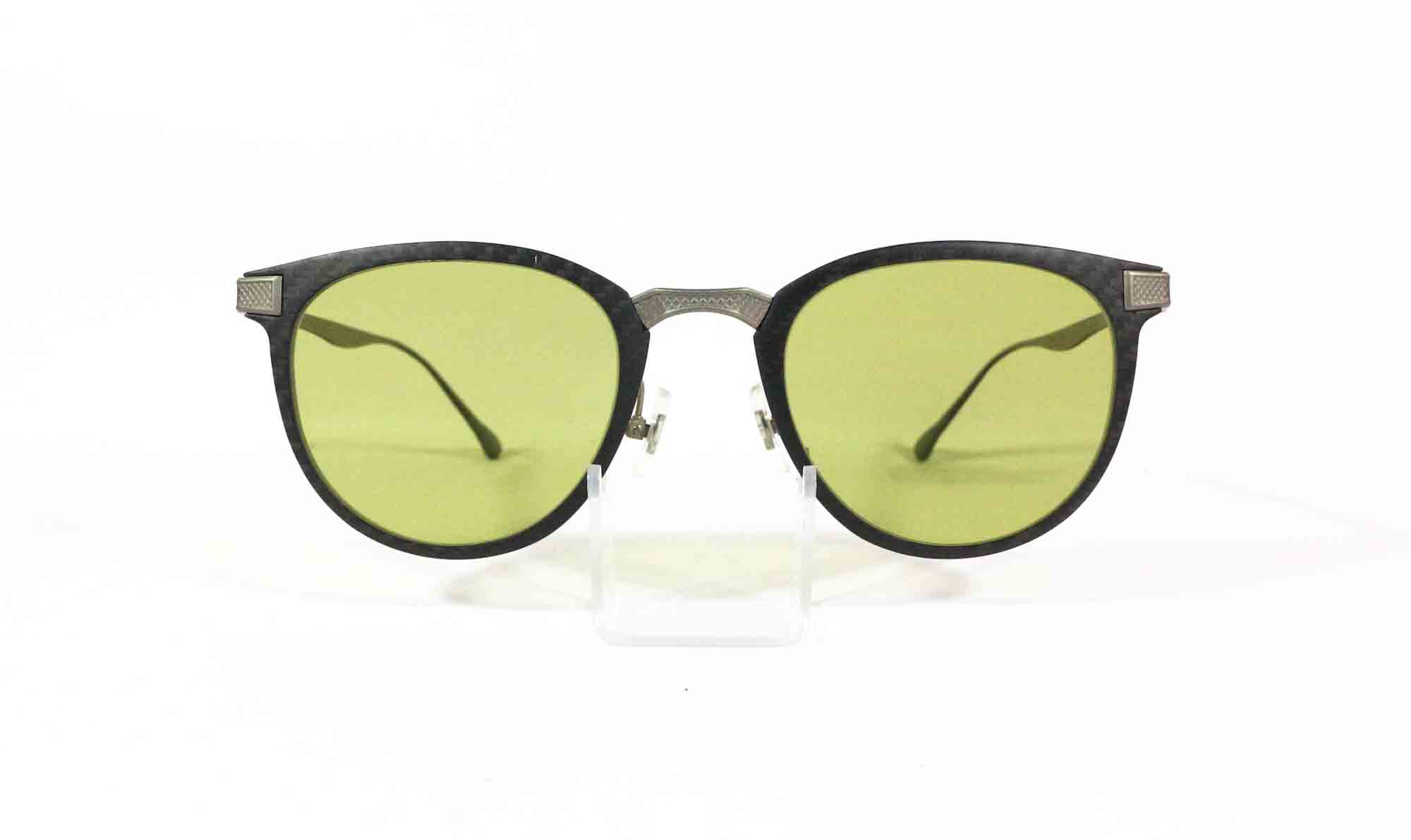 Zeque Polarised Fishing Sunglasses Jaz F-1881 Ease Green / Silver Blk (8300)