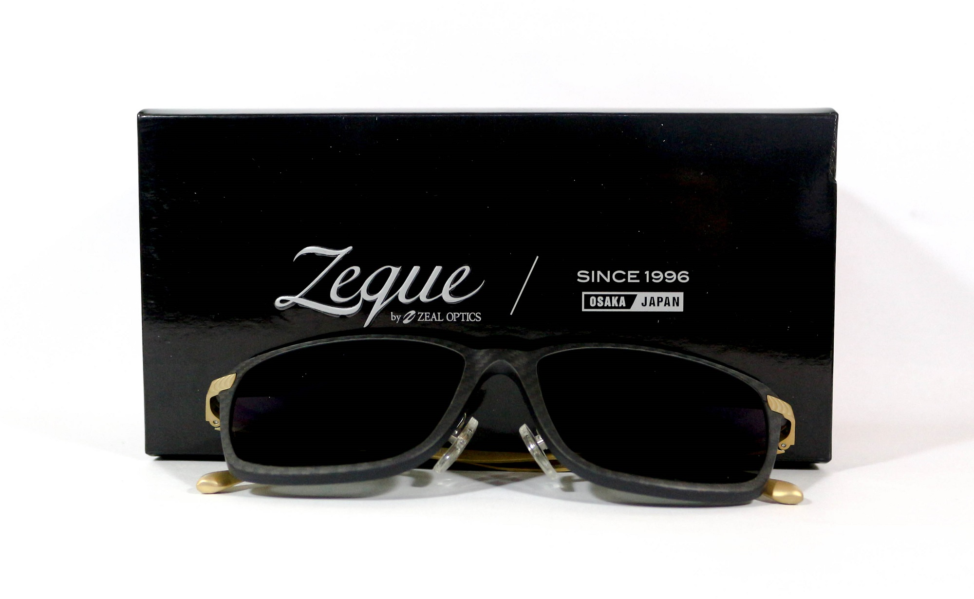 Zeque Polarised Fishing Sunglasses Jet F-1785 True View Focus (7549)