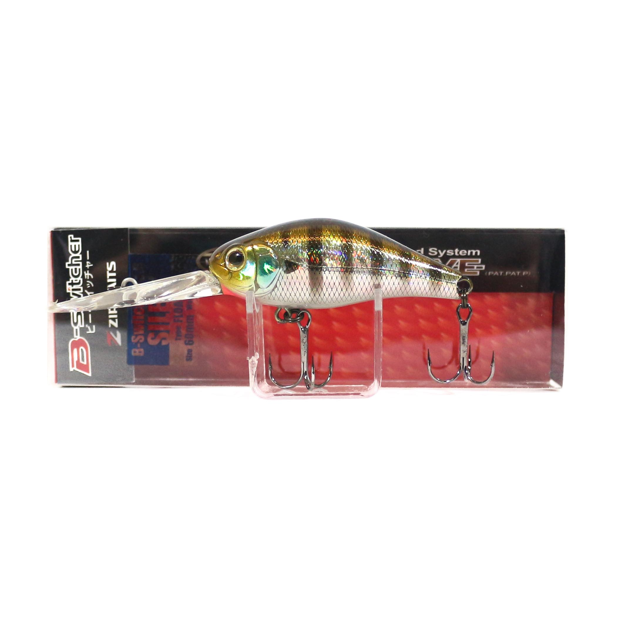 Zipbaits B Switcher 3.0 65mm Floating Lure 509 (7214)