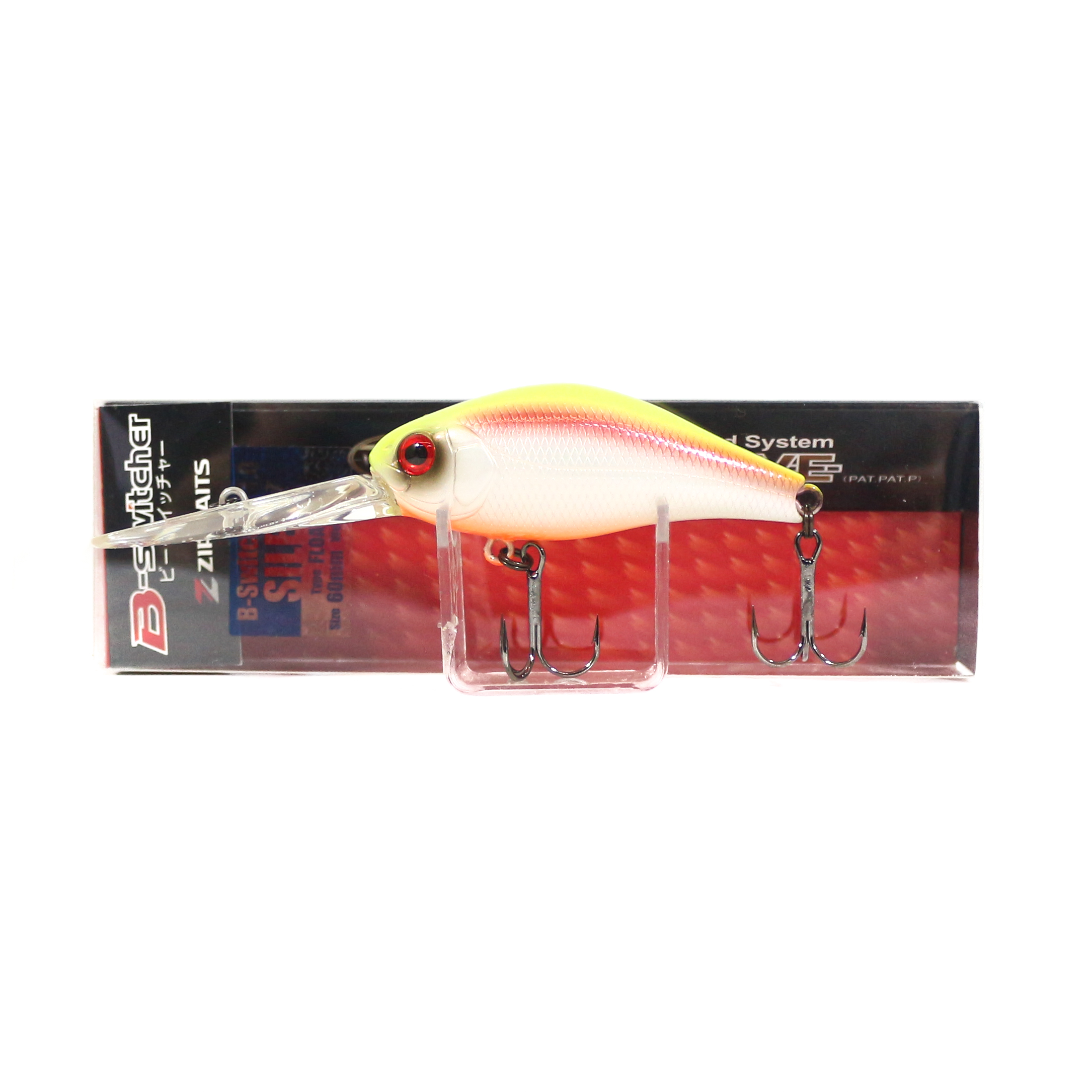 Zipbaits B Switcher 3.0 65mm Floating Lure 673 (7276)