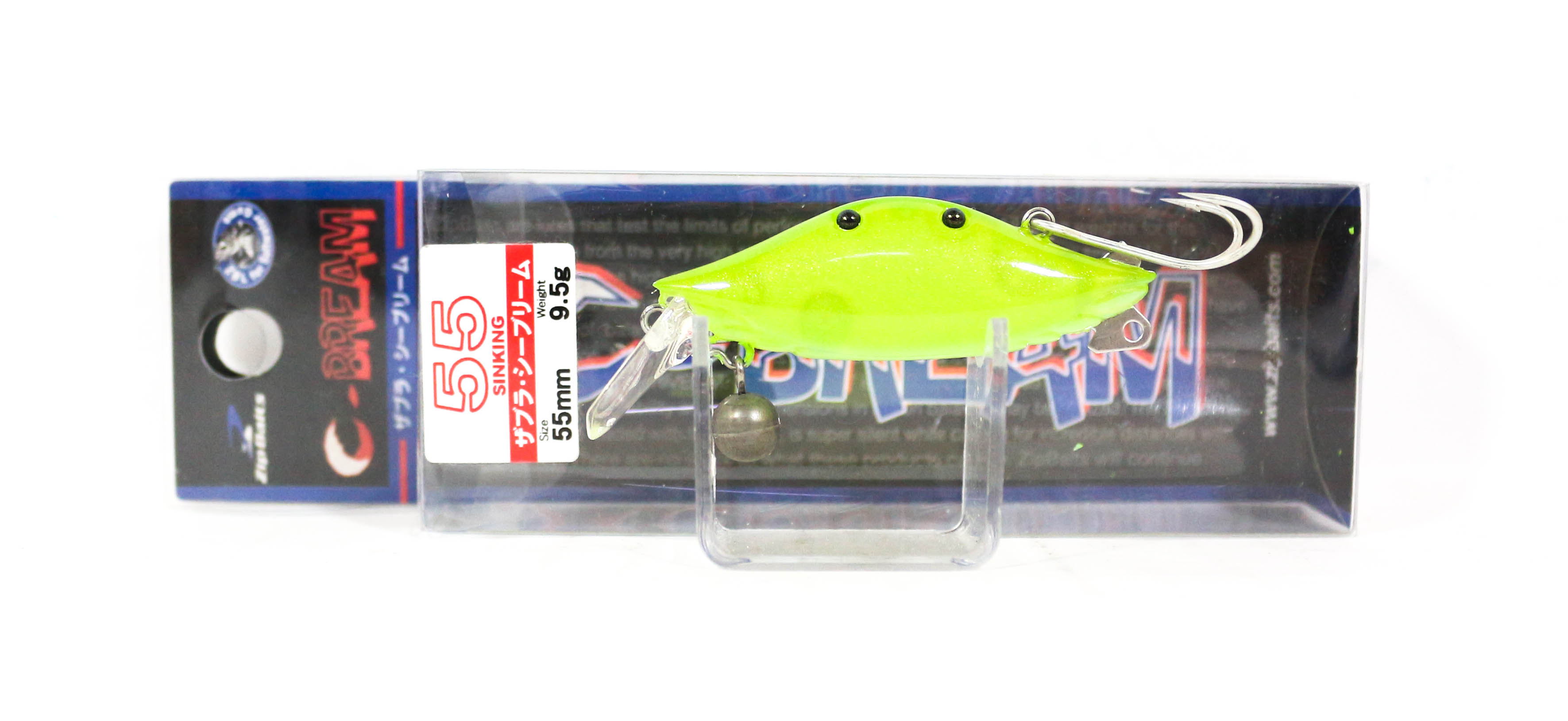 Zipbaits C Bream 55 Sinking Lure 296 (2096)