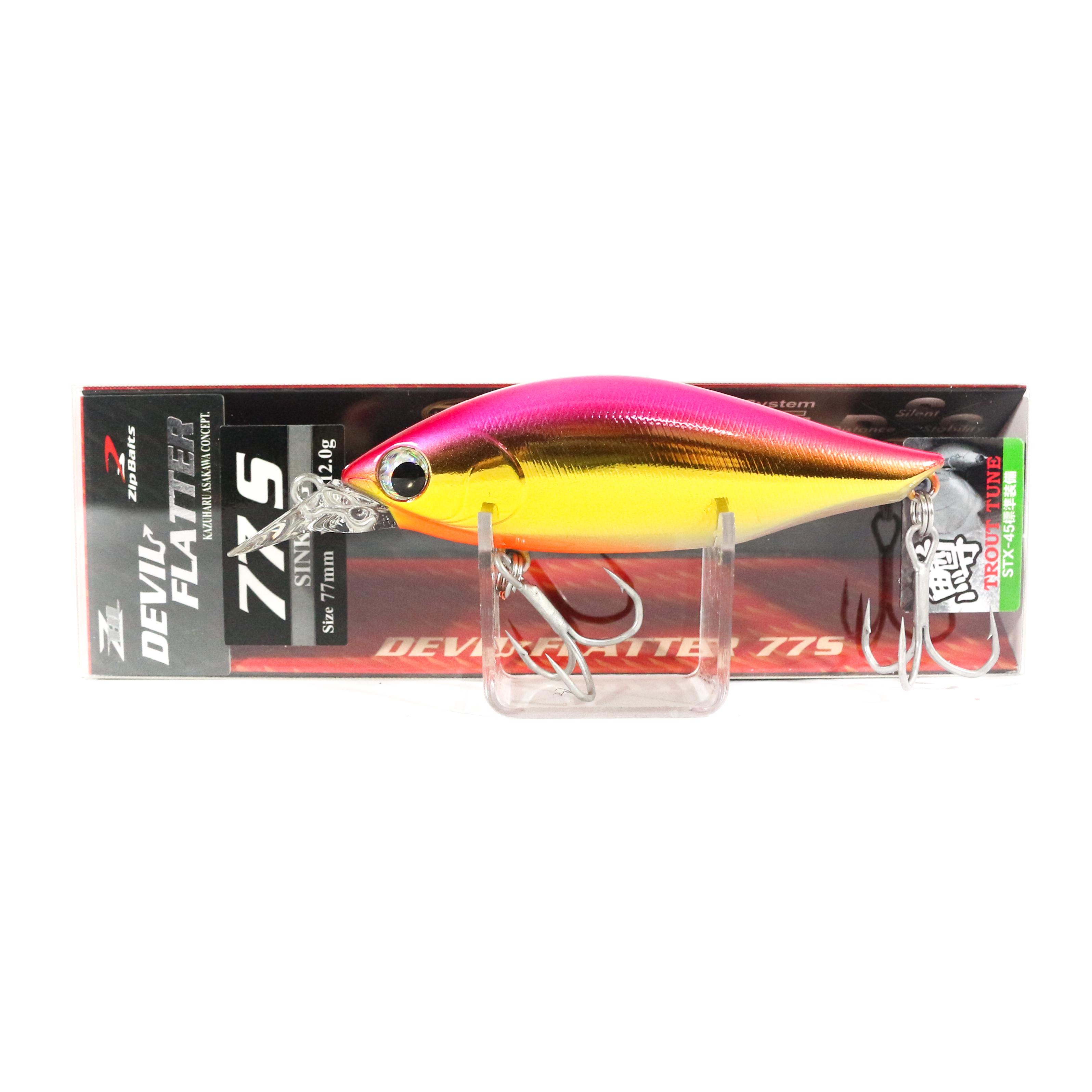 Zipbaits Devil Flatter 77S Sinking Lure 218 (4015)