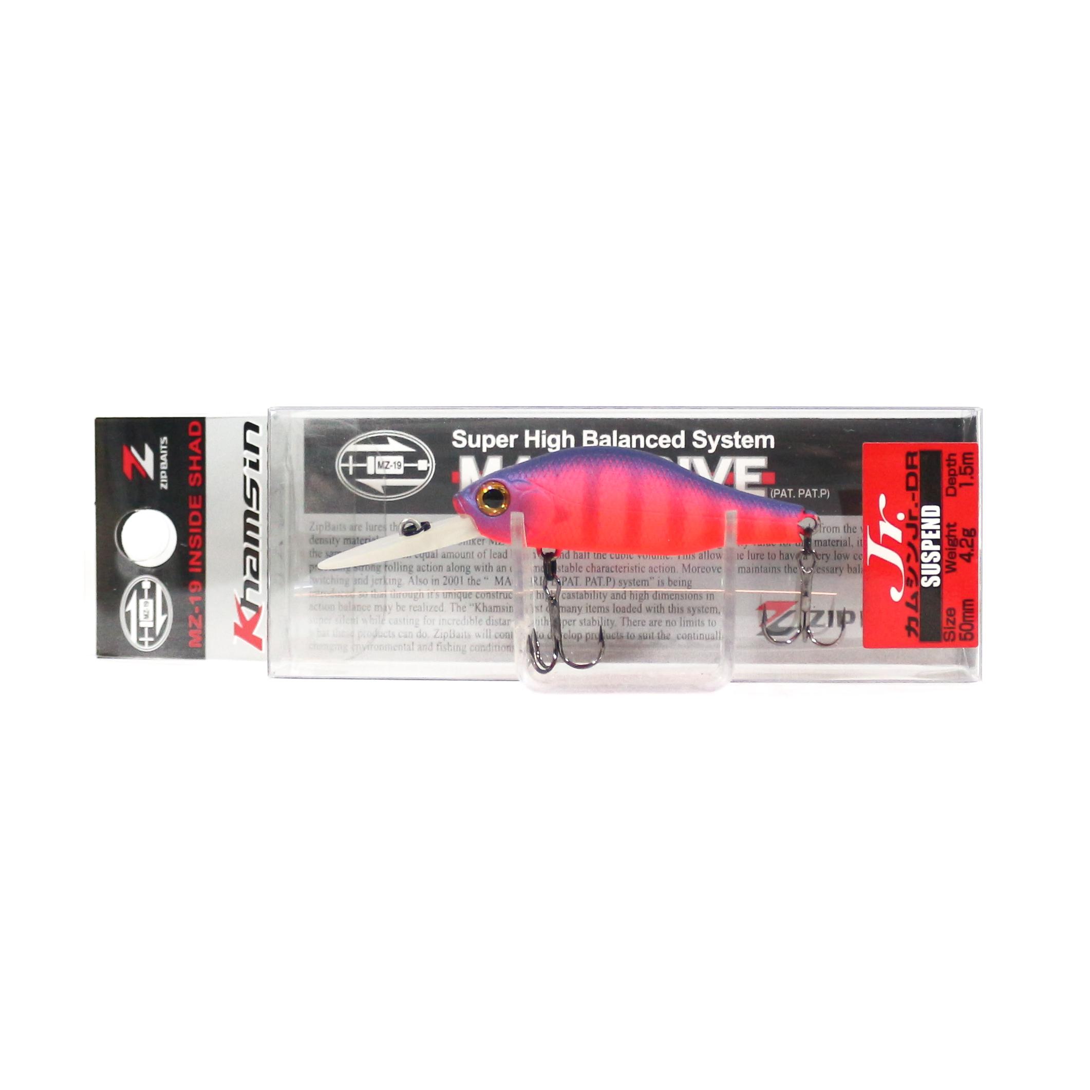 Zipbaits Khamsin Jr. DR 50mm Suspend Lure 992 (6465)