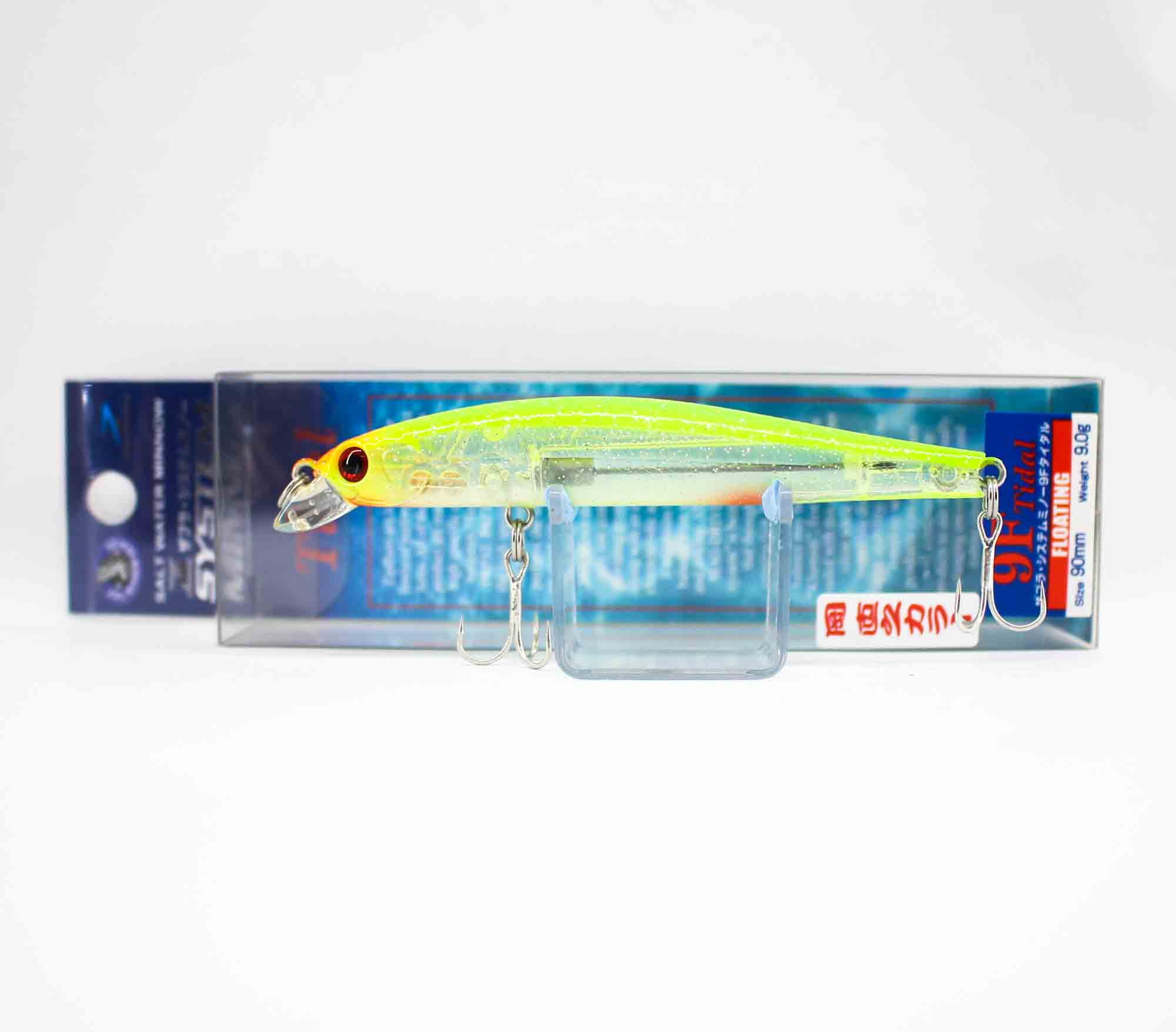 Zipbaits ZBL System Minnow 9F Tidal Floating Lure 476 (1395)