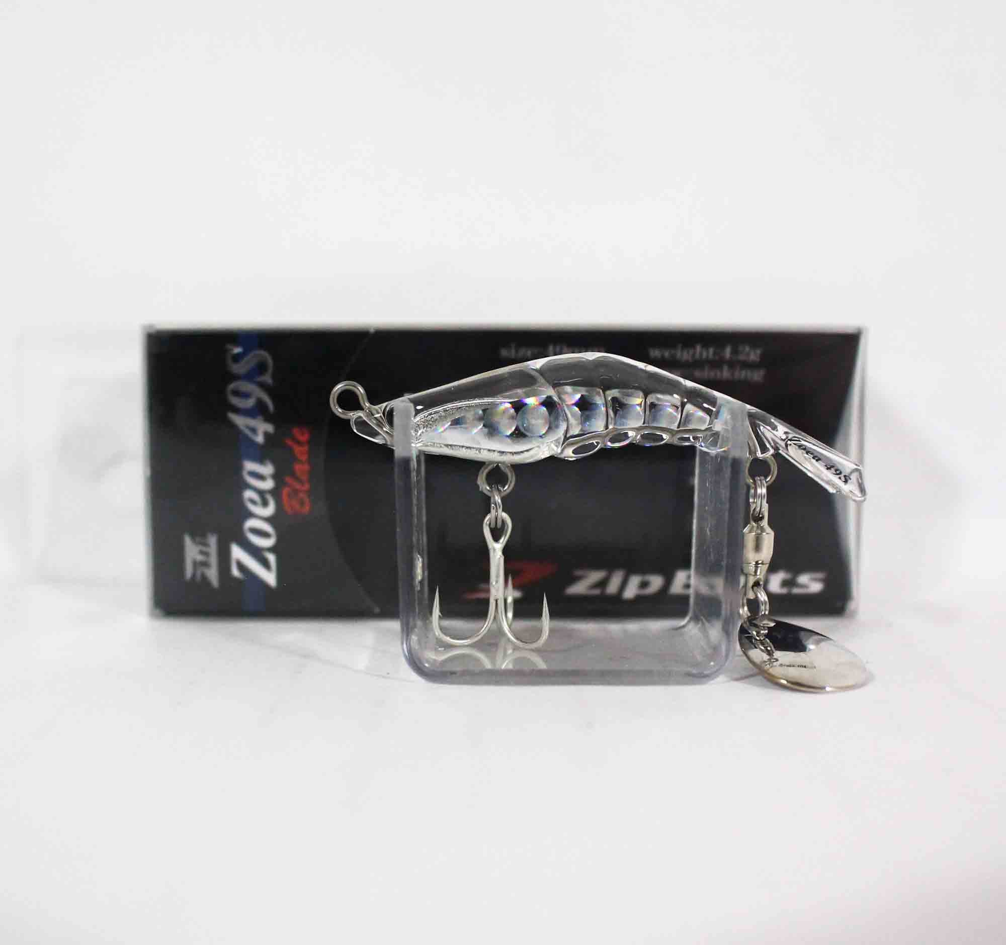Zipbaits ZBL Zoea 49S Blade Sinking Lure 237 (7158)