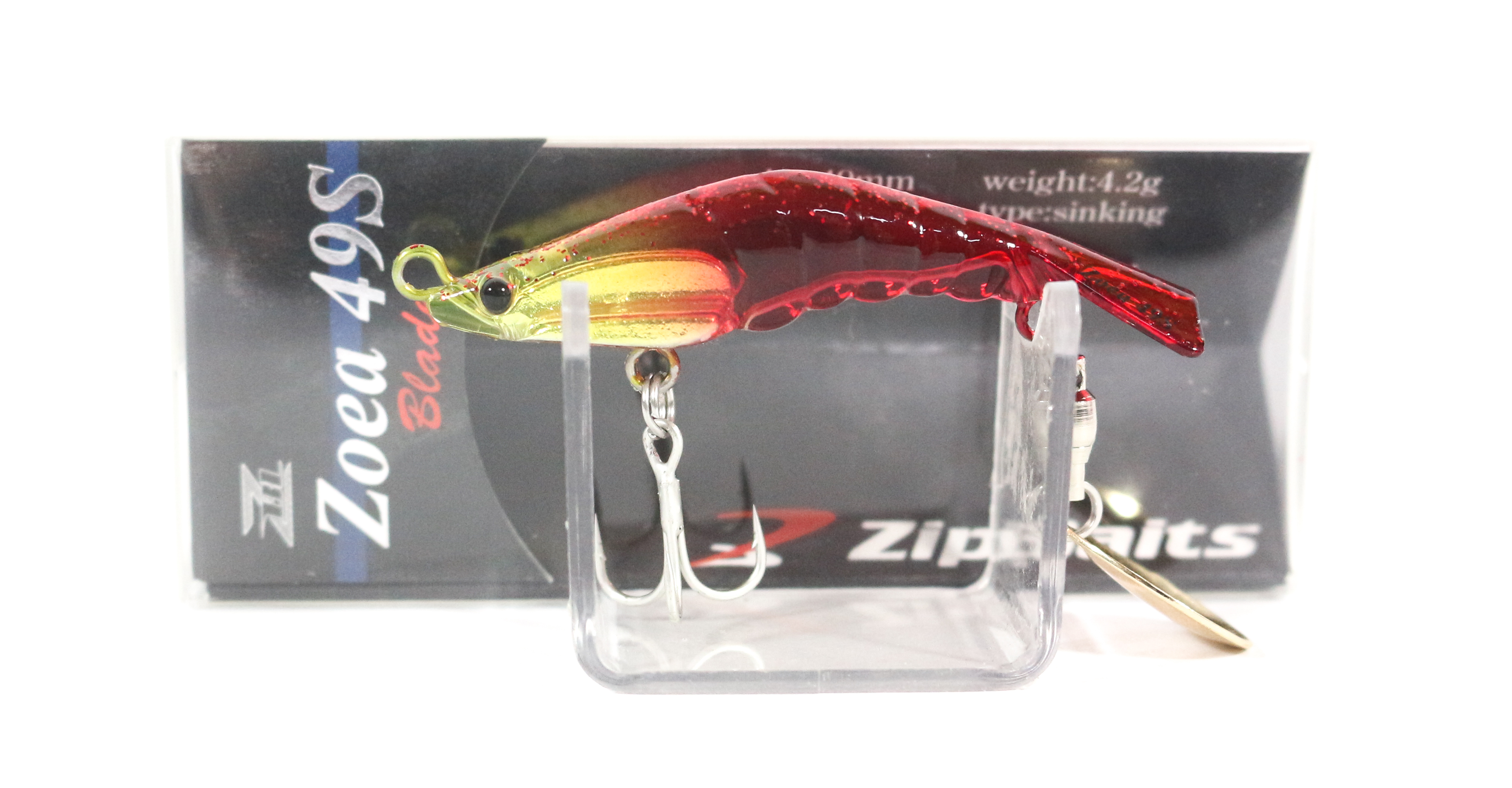 Zipbaits ZBL Zoea 49S Blade Sinking Lure 239 (7172)