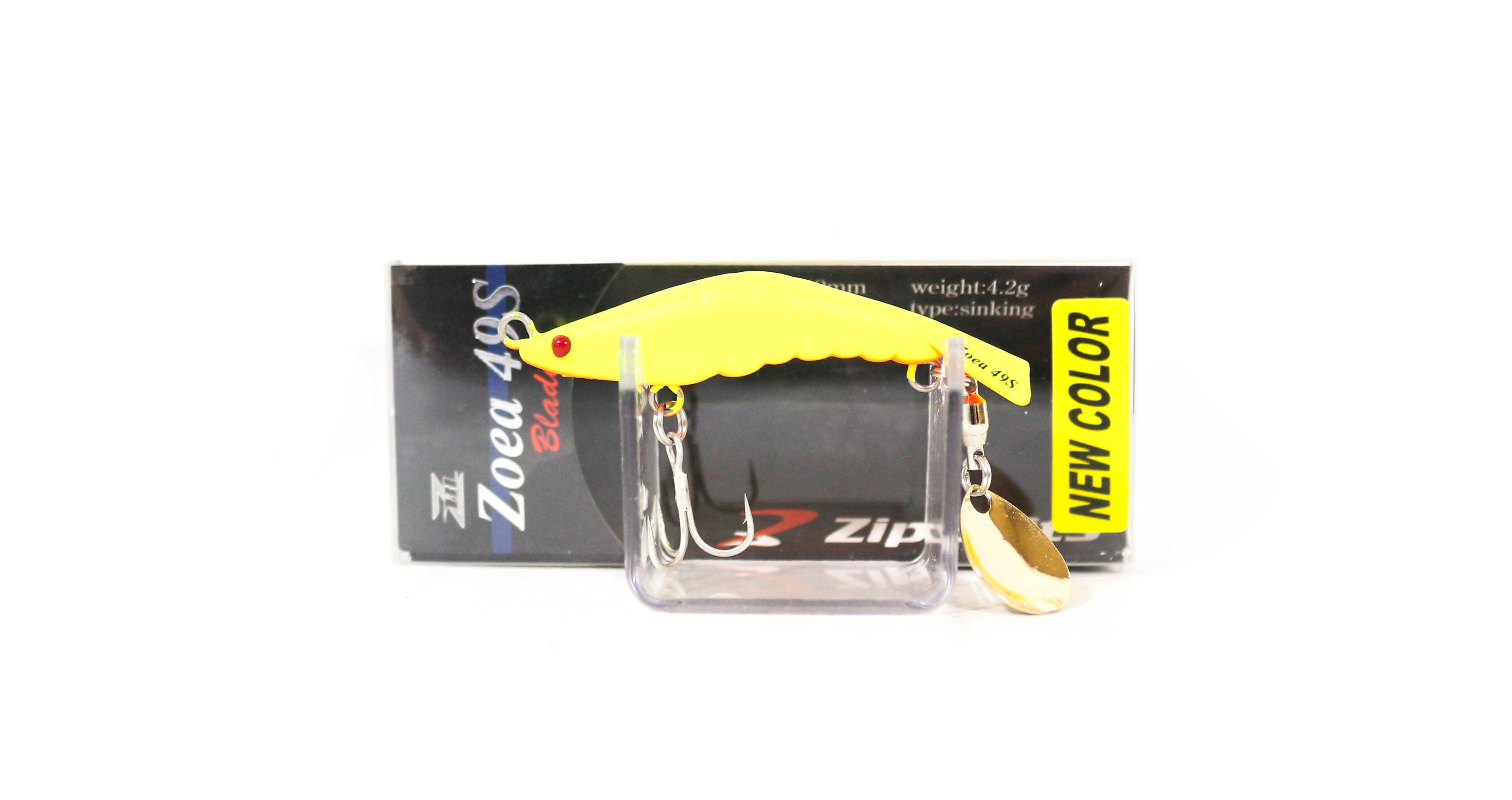 Zipbaits ZBL Zoea 49S Blade Sinking Lure 965 (7257)