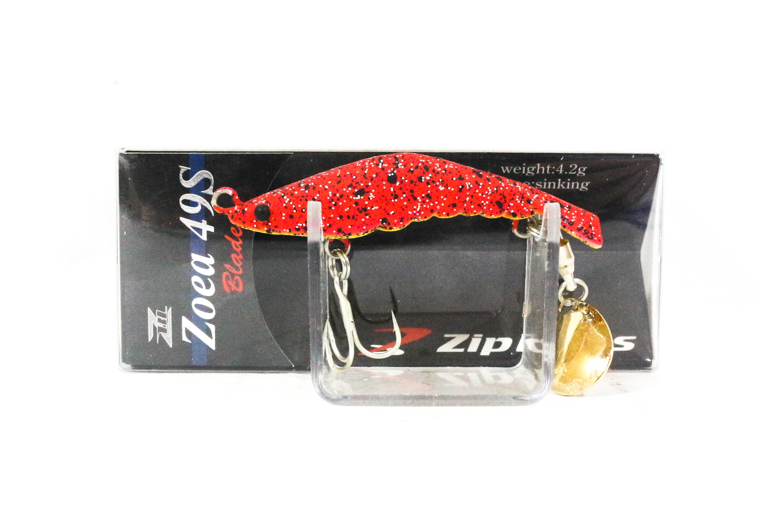 Zipbaits ZBL Zoea 49S Blade Sinking Lure 259 (7295)